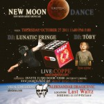 new moon party at last waltz in shibuya !