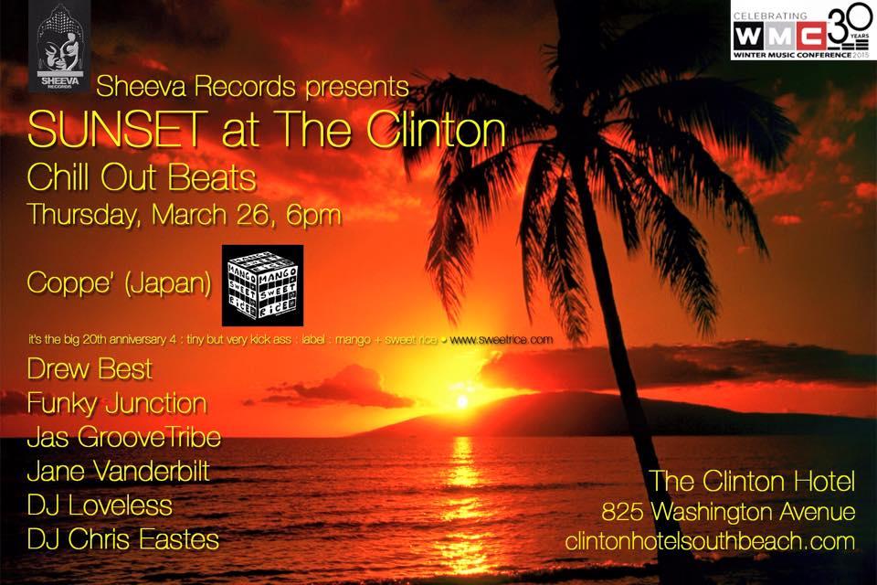 Miami Beach Live Copp Live at Miami Beach