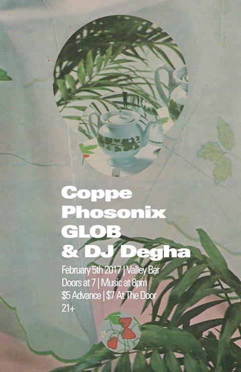 coppé live / phoenix / AZ
